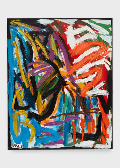 Karel Appel, 'Out of Nature', 1995