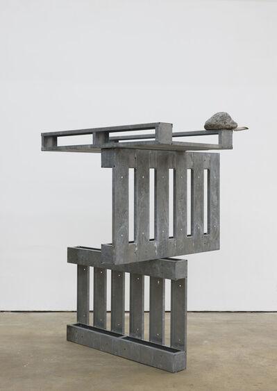 Hans Schabus, 'October Self', 2017