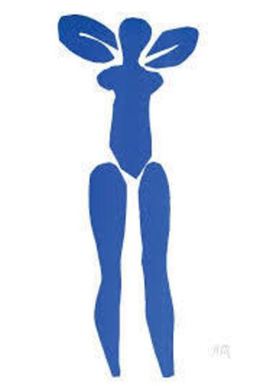 Henri Matisse, 'Nu Bleu X', 1952