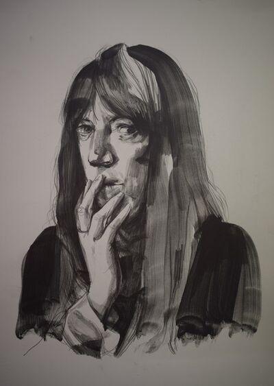 Paula Bonet, 'Untitled (Patti Smith)', 2017