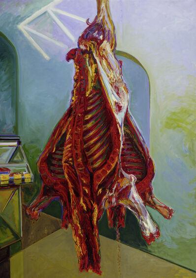 Norbert Tadeusz, 'Carcasse, Florenz, Pistoia', 1983
