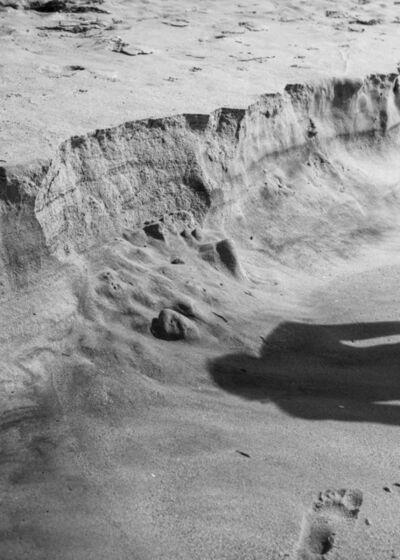 Bryson Rand, 'Beach Erosion (Fire Island)', 2019