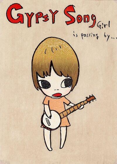 Yoshitomo Nara, 'GYPSY SONG', 2010