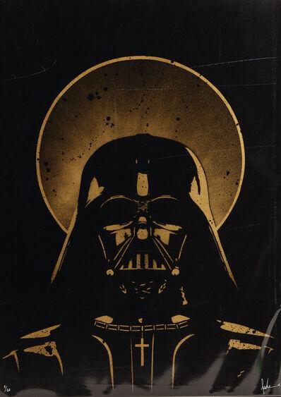 FAKE, 'Holy Vader (Gold)', 2015