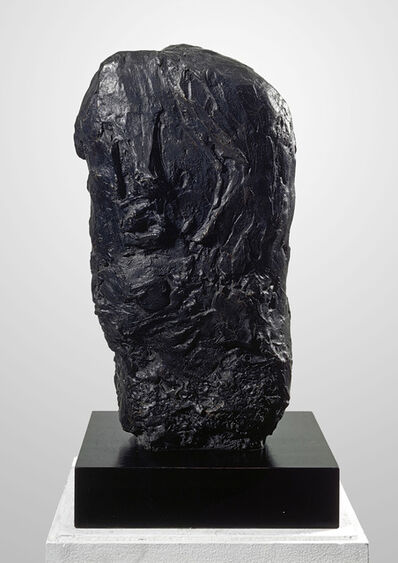 """Per Kirkeby, '""""Arm und Kopf IX (Arm and Head IX)""""', 1983"""
