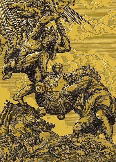 Daniel Hosego, 'The 13th Labour - Yellow', 2019