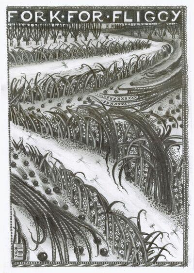 Hipkiss, 'Fork For Fliggy', 2006
