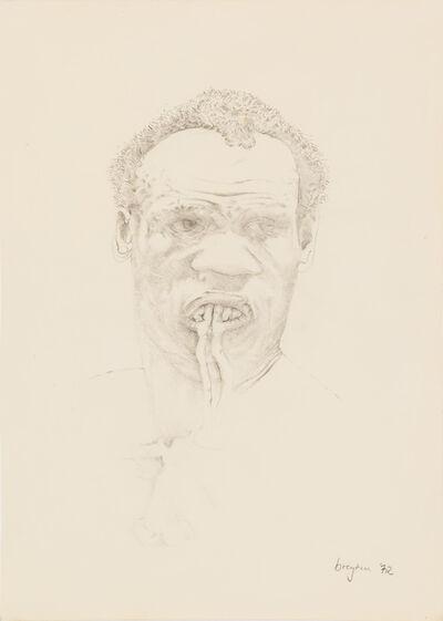 Breyten Breytenbach, 'The boxer', 1972