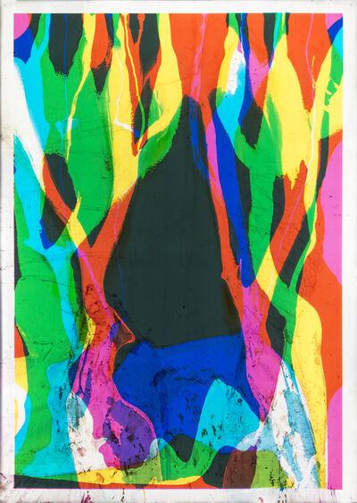 Matthew Brandt, 'Abstract C2M9Y13', 2015