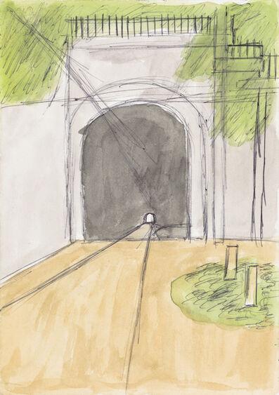 Lance Rivers, 'Fort Mason Tunnel Landscape II', 2014