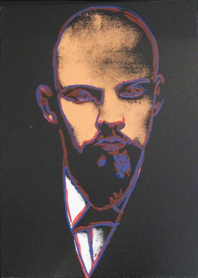 Andy Warhol, 'Lenin', 1986