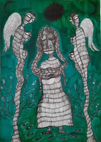 Samaneh Atef, 'Untitled', 2020