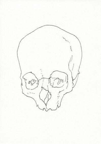 Tony Toscani, 'Skull', 2019