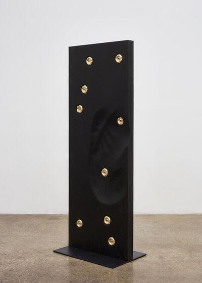 Mika Tajima, 'Pranayama (Monolith, D, Shou Sugi Ban)', 2019