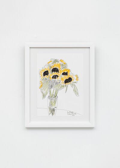 Charlie Scheips, 'Sunflowers', 2019