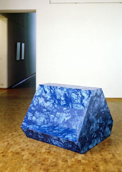Richard Artschwager, 'Logus (Blue Logus)', 1967