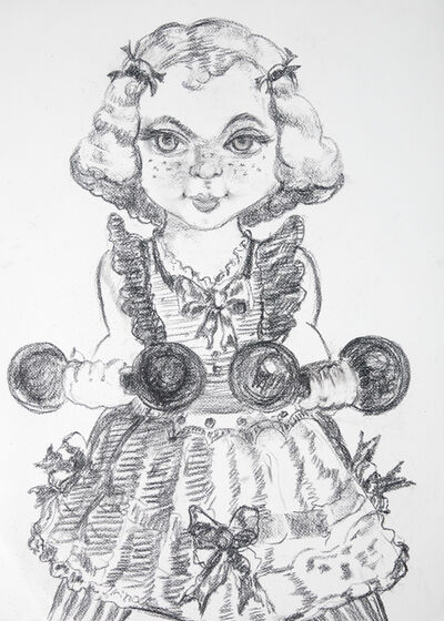 Irina Krause, 'Balls II'