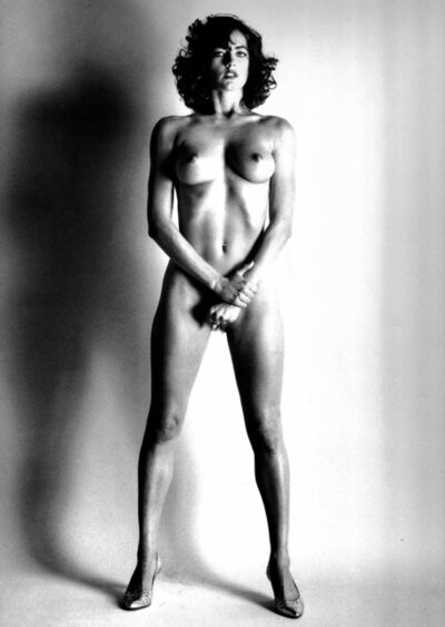 Helmut Newton, 'Big Nude III, Paris', 1980