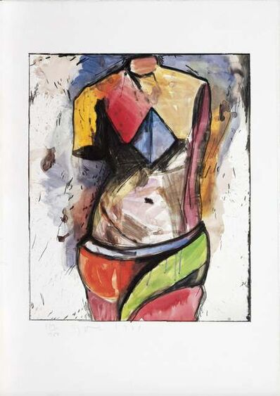 Jim Dine, 'The Colorful Venus', 1985