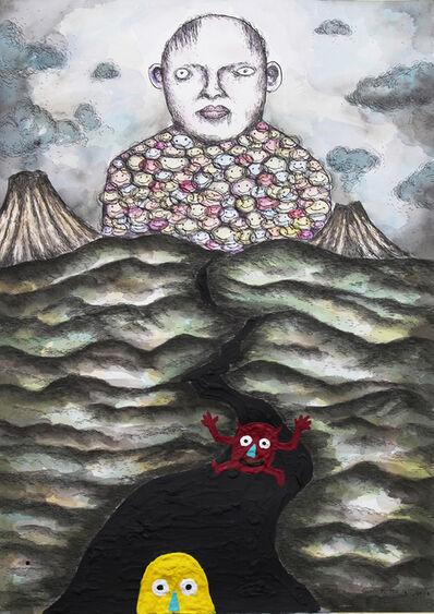 Ting-Tong Chang, 'Pachu is Exploring the Leviathan Mountain', 2016