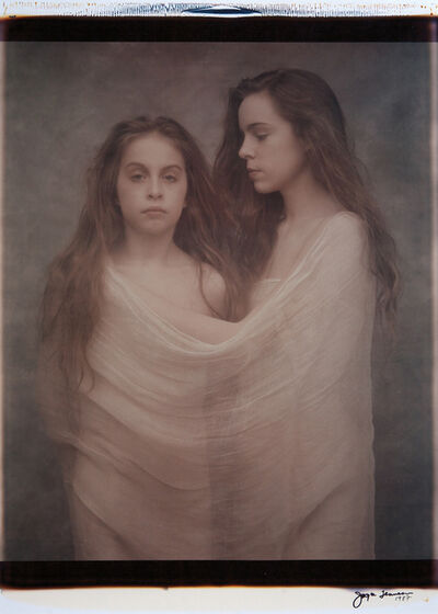 Joyce Tenneson, 'Two Sisters', 1987