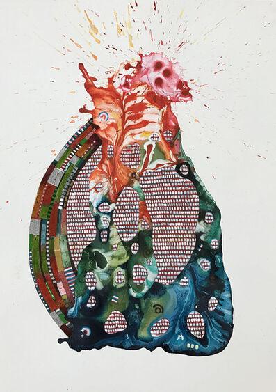 Whitney Wood Bailey, 'The Last Time I Saw Denem 2', 2017