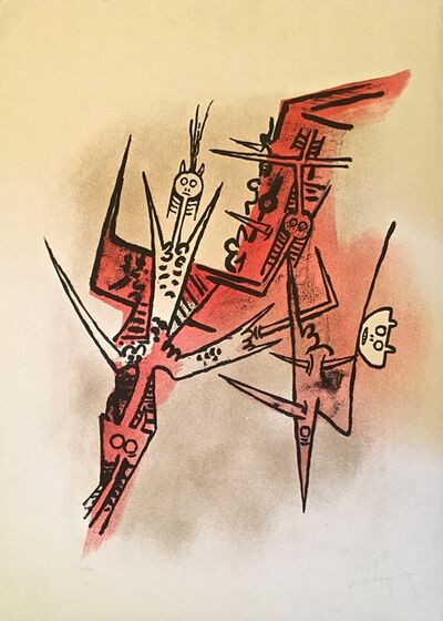 Wifredo Lam, 'Untitled', 1977