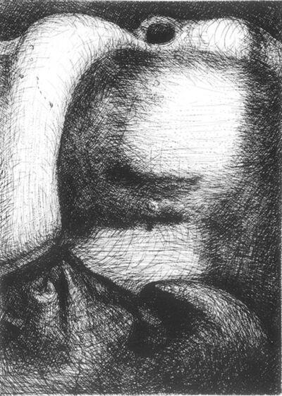 Henry Moore, 'Elephant Skull XXVII', 1970