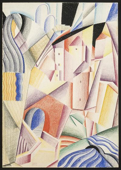Winold Reiss, 'Untitled', 1925-1930
