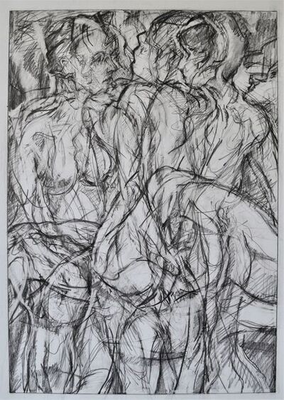 Clive Head, 'Drawing to the Dance of Tantalus', 2020