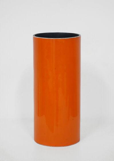 "Georges Jouve, 'Important ""Cylindre"" vase', ca. 1955"