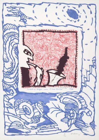 Pierre Alechinsky, 'Pochette de disque', Unknown
