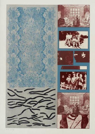 R. B. Kitaj, 'Old and New Tables', 1964