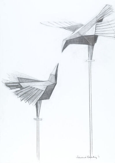 Terence Coventry, 'Two Birds', 2011