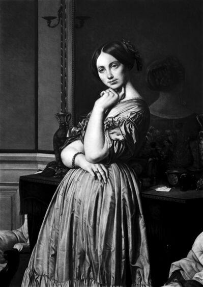 Kepa Garraza, 'Portrait of Comtesse d'Haussonville', 2019