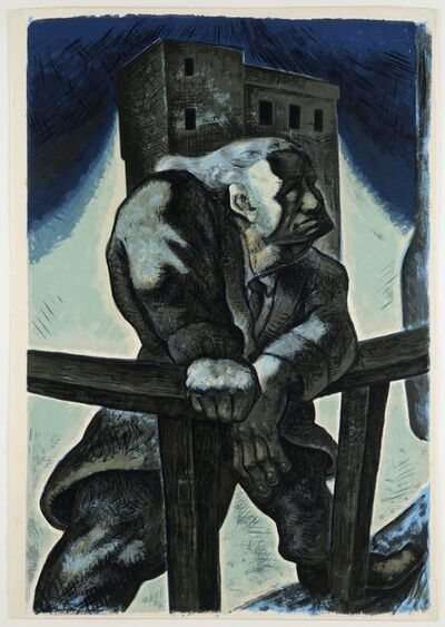 Peter Howson, 'The Heroic Dosser', 1988