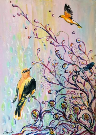 Iulia Toader, 'Old World Orioles nr.1', 2020