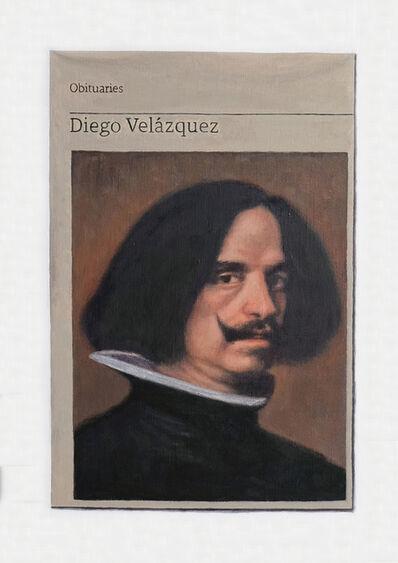 Hugh Mendes, 'Obituary: Diego Velázquez', 2018