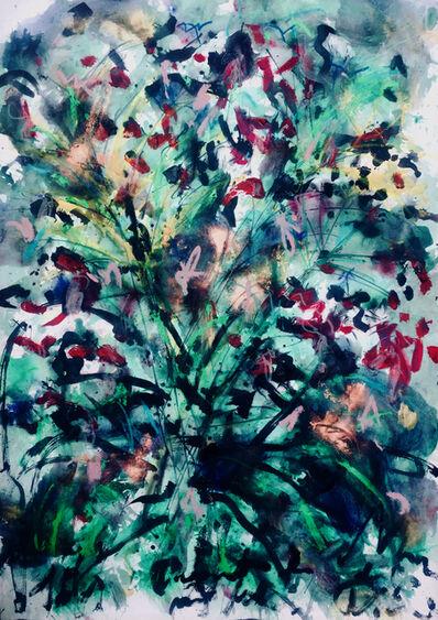 Norma de Saint Picman, 'Flowers from the Kokra riverside', 2018