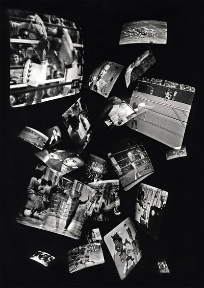 Joel D. Levinson, 'Black and White, from the Mass Media Series', 1980