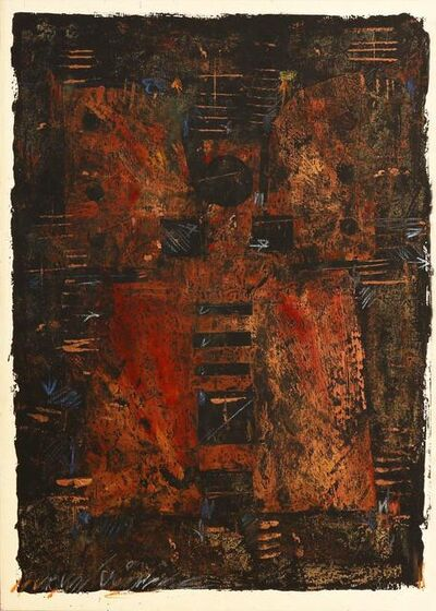 Massoud Arabshahi, 'Untitled', 1999