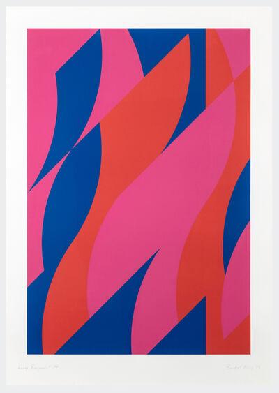 Bridget Riley, 'Large Fragment 2', 2009