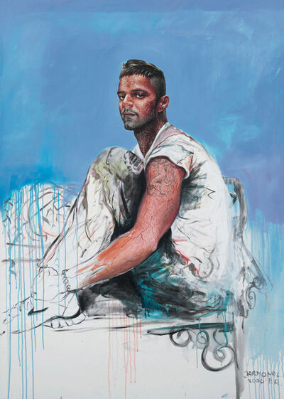 Williams Carmona, 'Ricky Martin ', 2000