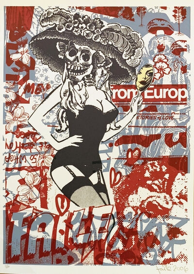 FAILE, 'Macbeth   Signed and numbered by the artist', 2006