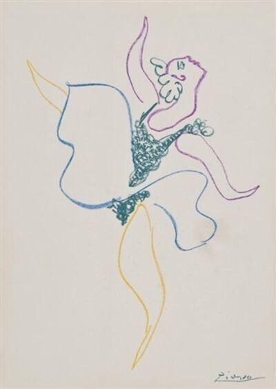 Pablo Picasso, 'Danseuse'