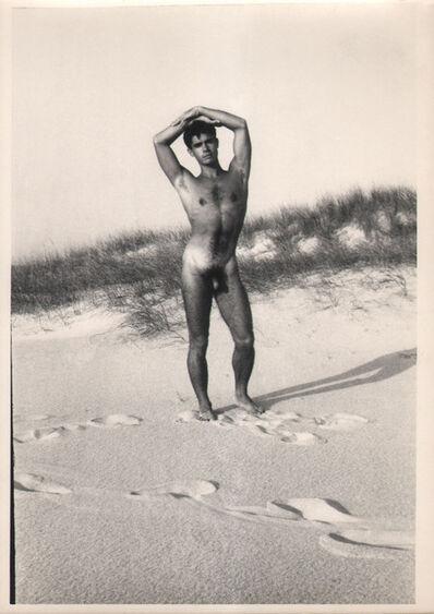 PaJaMa, 'José Martinez, Fire Island', ca. 1945
