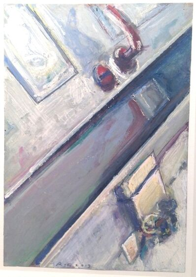 Ra'anan Levy, 'Interior (Door Handle)', ca. 2012