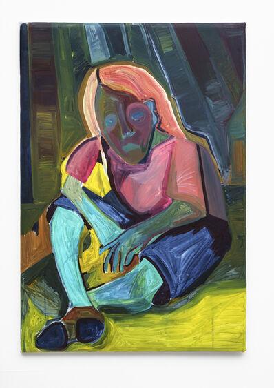 Veronica Madanes, 'Autorretrato a los 8 años (1998)', 2019