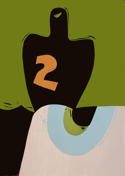 Charlie Hewitt, 'Copper 2', 2020