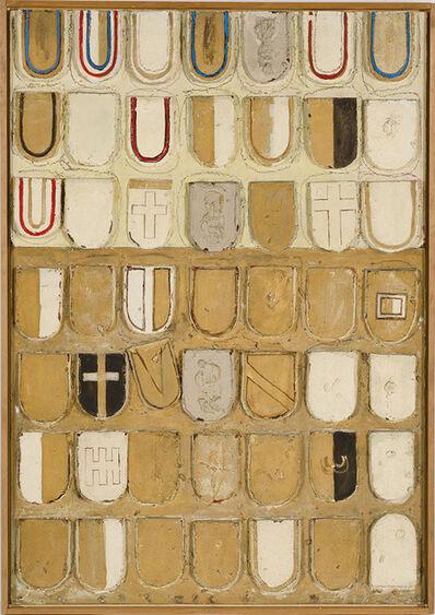Yukihisa Isobe, 'Work 61-6, WF7', 1961